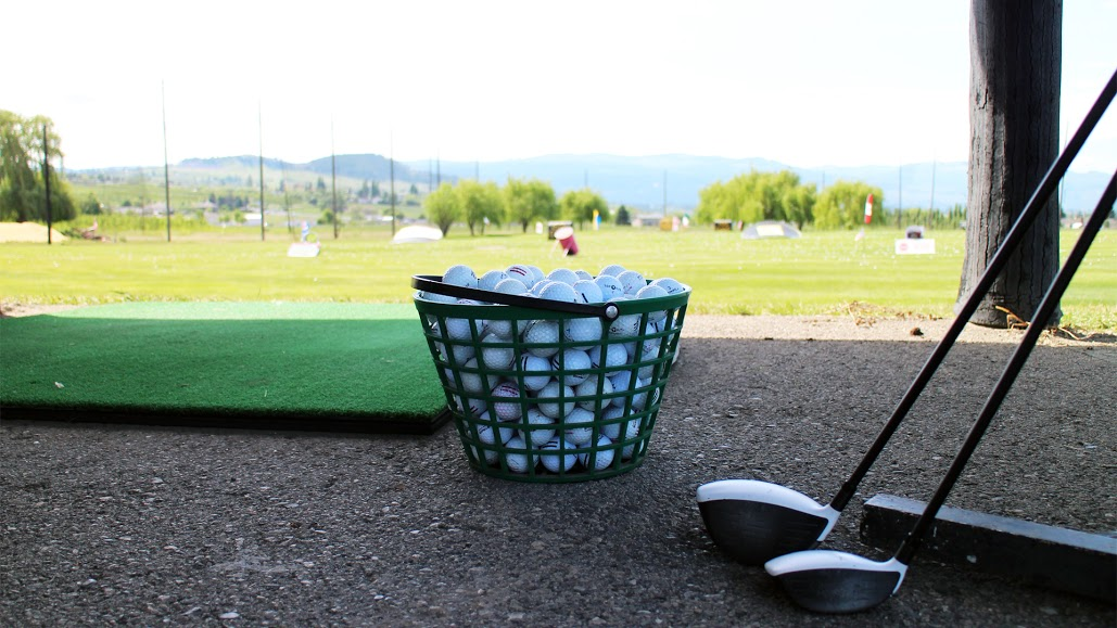 Covered Golf Driving Range Kelowna BC