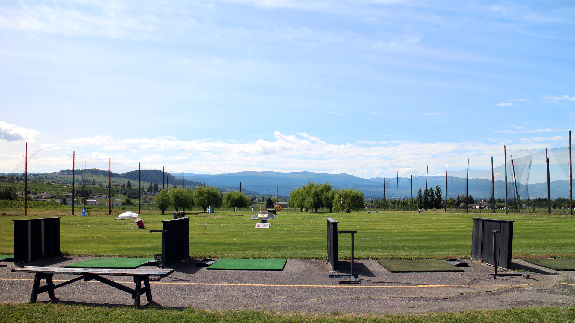 Kelowna Golf Driving Range Rates
